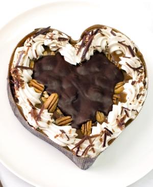 Eli's Cheesecake, Heart Turtle Cheesecake