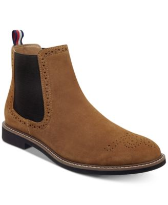 Gainer Suede Chelsea Boots