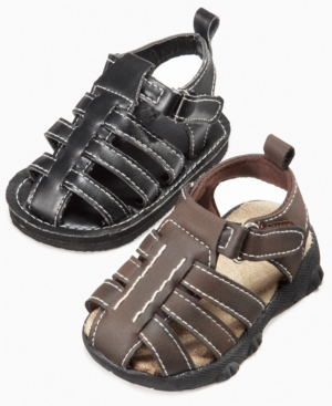 ABG Accessories Rising Star Baby Shoes, Baby Boys Fisherman Sandals