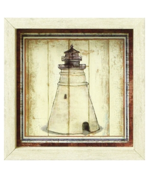 Art Horizons Wall Art, Lighthouse 1 Framed Art Print