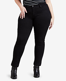 Levi's® Trendy Plus Size 311 Shaping Skinny Jeans
