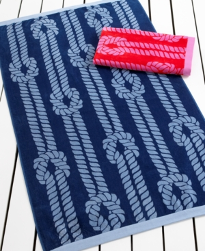 Martha Stewart Collection Towels, Rope Beach Towel