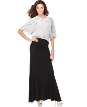 BCBGMAXAZRIA Skirt, Karolin A Line Maxi