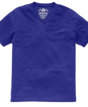 American Rag T Shirt, Basic EDV V Neck