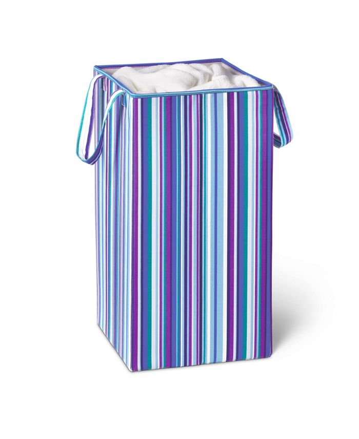 Honey Can Do - Rectangular Collapsible Hamper with Handles
