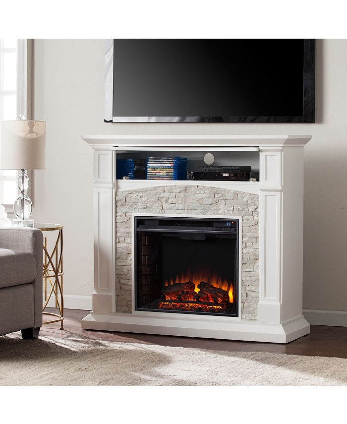 Southern Enterprises - Chartier Fireplace