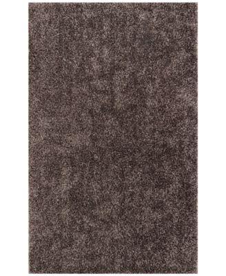 "Dalyn Area Rug, Metallics Collection IL69 Grey 3'6""X5'6"""