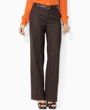 Lauren by Ralph Lauren Pants, Andover Wool Trouser