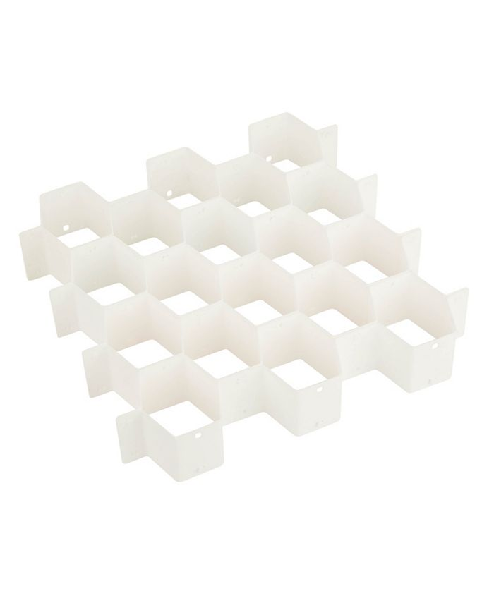 Honey Can Do - 32 Compartment Drawer Organizer