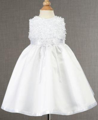 Lauren madison baby dress baby girls soutache christening dress