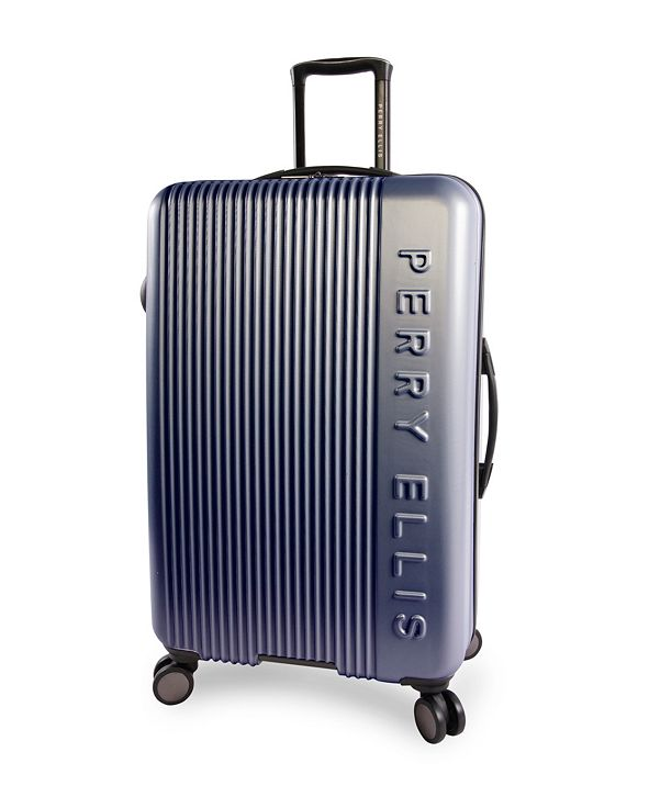 Perry Ellis Forte Hardside Spinner Luggage Collection