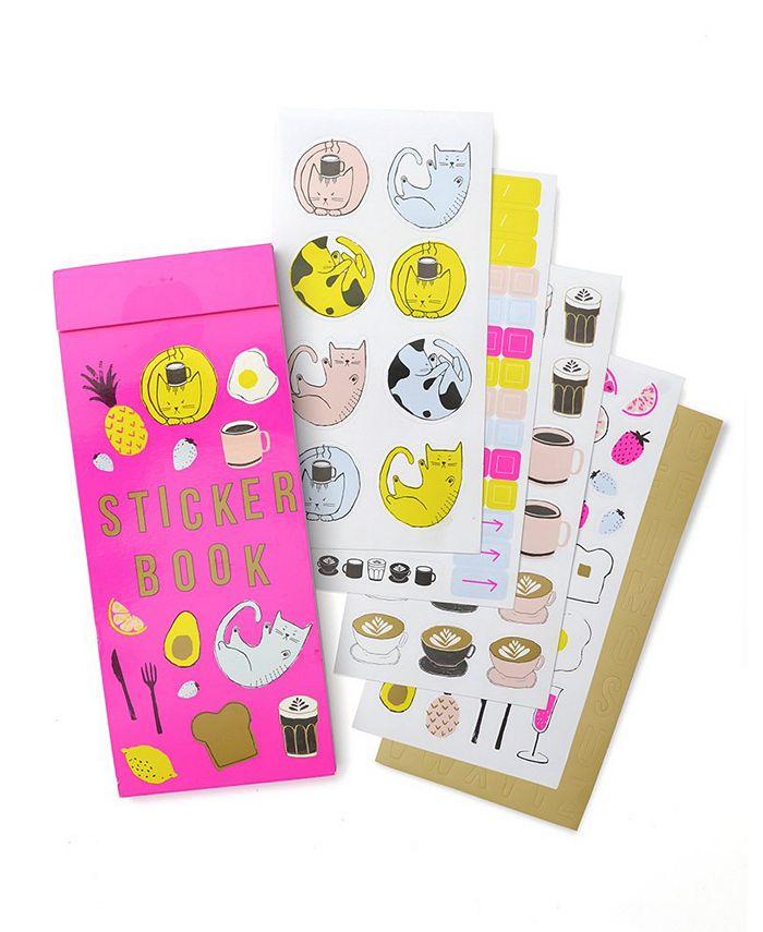 Mara-Mi - Cats and Brunch Sticker Book