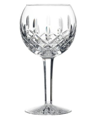 Waterford Stemware, Lismore Balloon Wine Glass