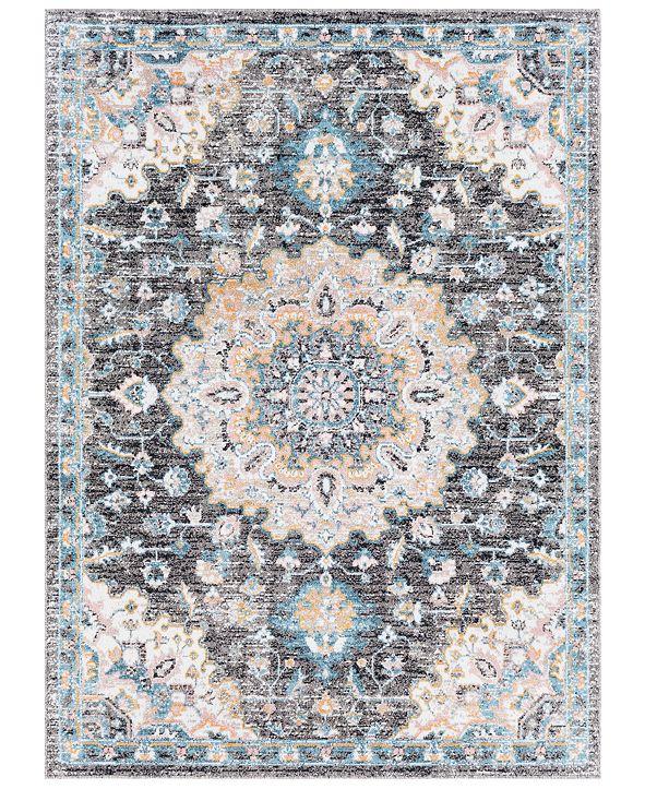 Surya Azul AZU-2305 Aqua 2' x 3' Area Rug