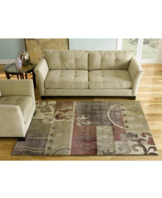 Area Rug, Generations 8007A Tranquility 7' 10