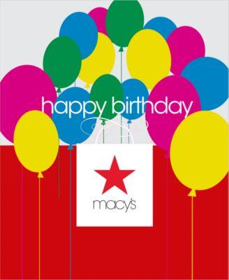 The Camo E-Gift Card - Gift Cards - Macy's