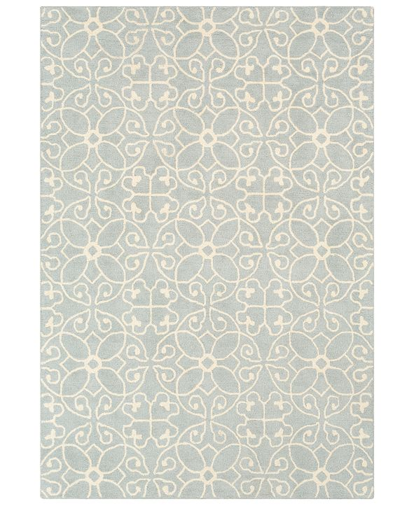 Surya Scott SCT-1013 Light Gray 8' x 10' Area Rug