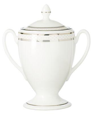 Waterford Padova Covered Sugar Bowl