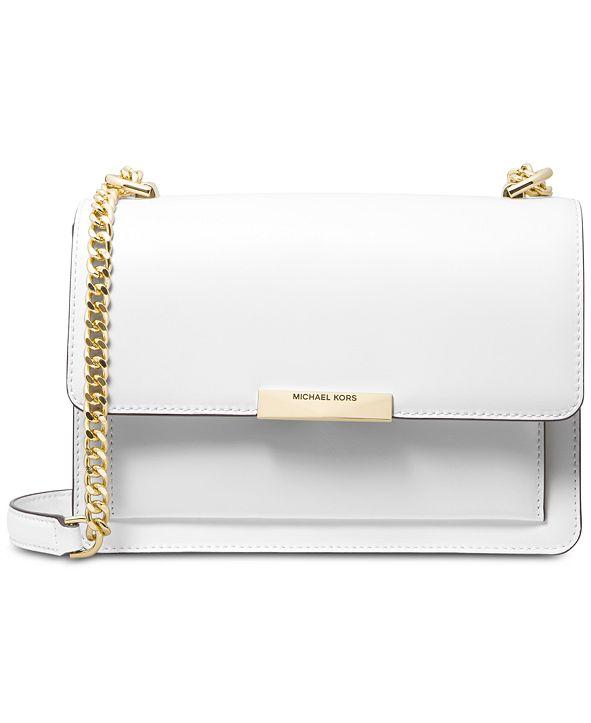 Michael Kors Jade Leather Shoulder Bag