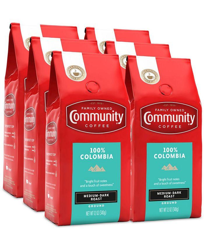 Community Coffee - CS-6: 12 OZ COLOM ALT