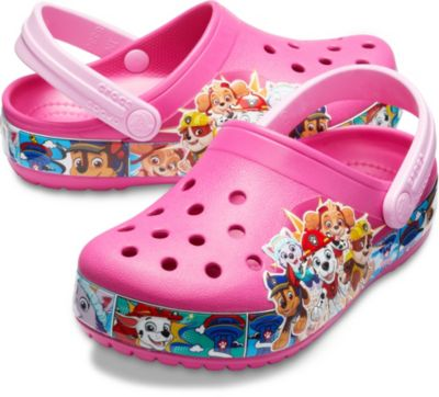 Crocs Toddler \u0026 Little Girls Paw Patrol