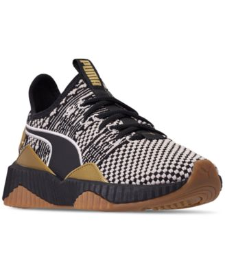 Puma Girls' Defy Luxe Casual Sneakers