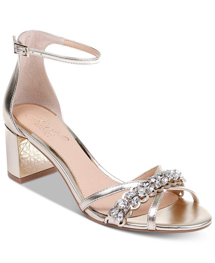 Jewel Badgley Mischka - Giona II Evening Sandals