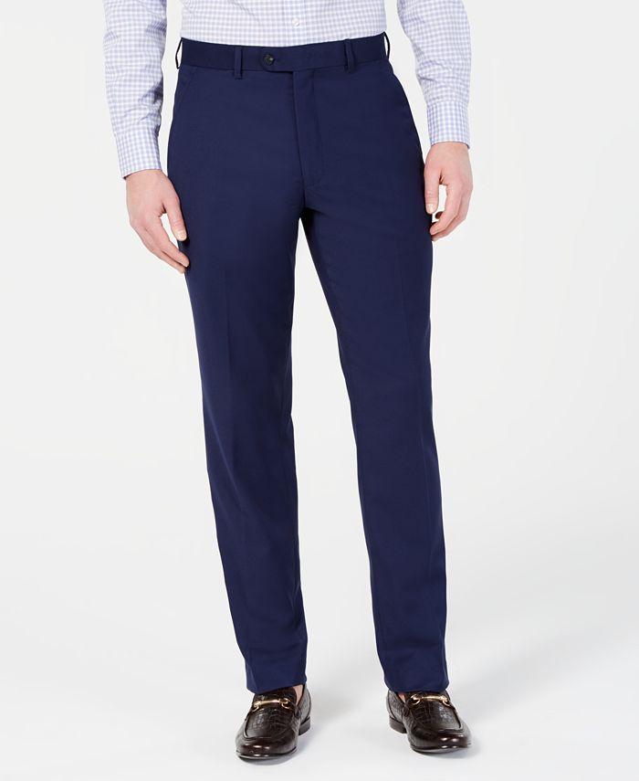 Perry Ellis - Men's Portfolio Slim-Fit Stretch Suit Pants