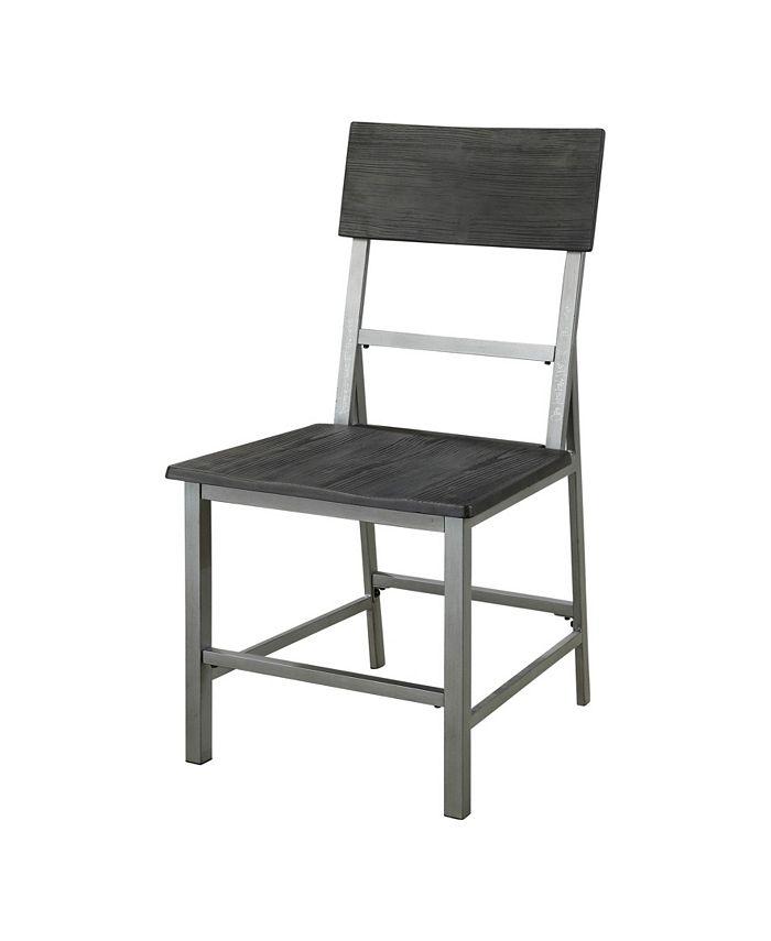 Furniture - Belca Side Chair (Set Of 2)