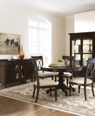 Bradford Round Dining Room Furniture