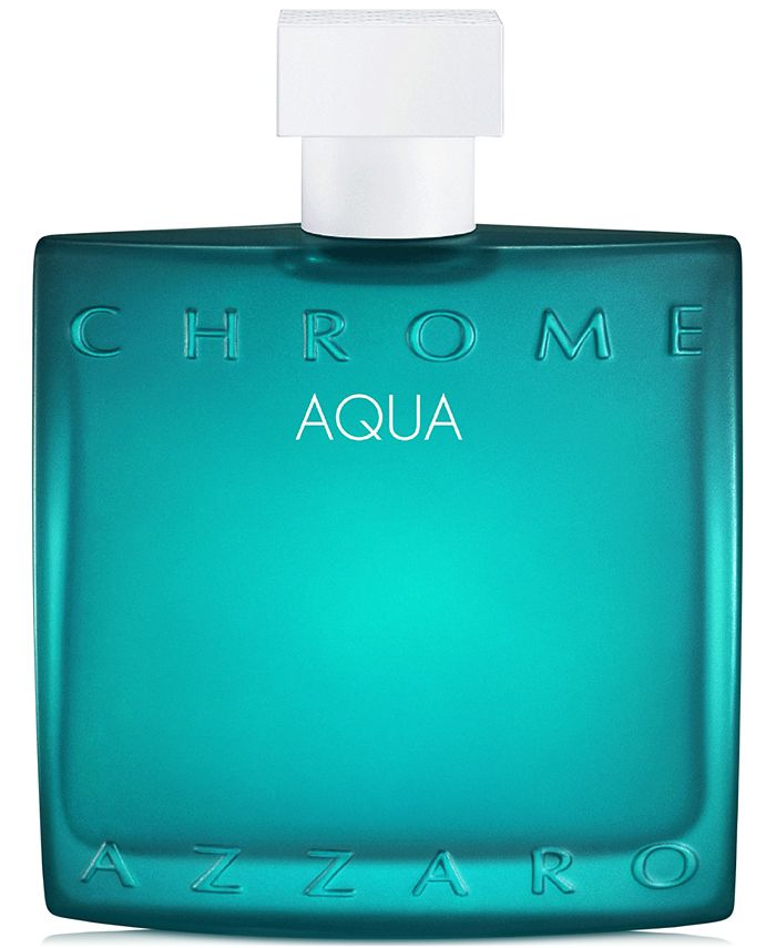 Azzaro - Men's Chrome Aqua Eau de Toilette Spray, 3.4-oz.