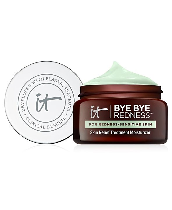 IT Cosmetics Bye Bye Redness Skin Relief Treatment Moisturizer