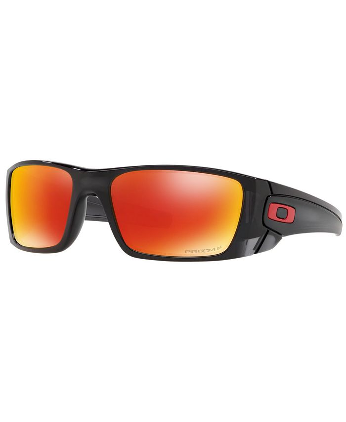 Oakley - Polarized Sunglasses, OO9096 FUEL CELL