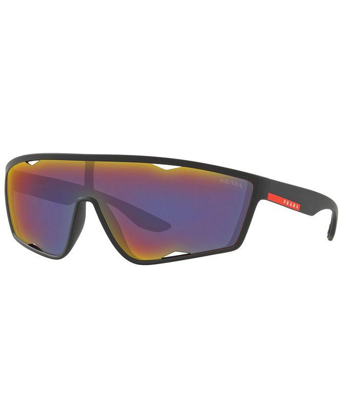 Prada Linea Rossa - Sunglasses, PS 09US 40