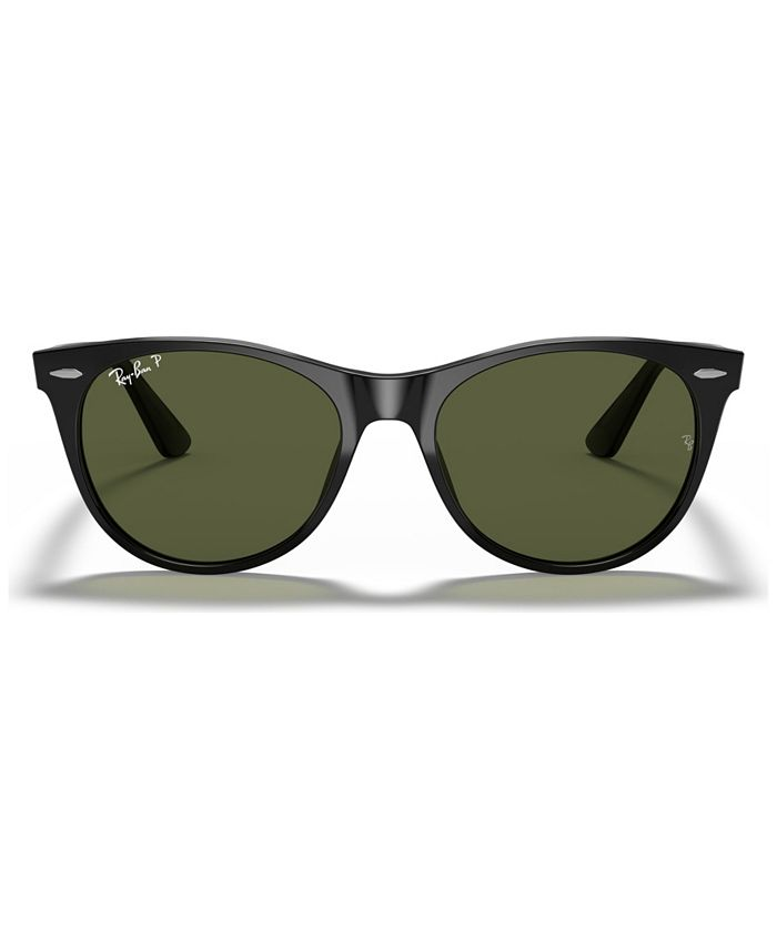 Ray-Ban - Polarized Sunglasses, RB2185 55