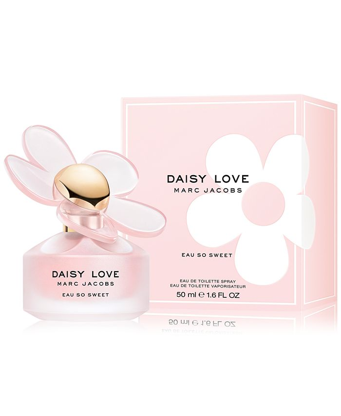 Marc Jacobs - MARC JACOBS Daisy Love Eau So Sweet Fragrance Collection