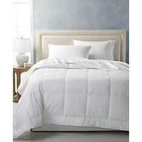 Hotel Collection Medium Weight White Down King Comforter