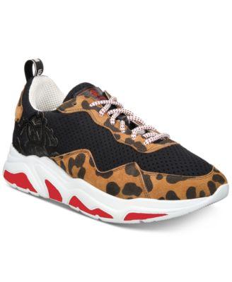Leopard Dad Sneakers
