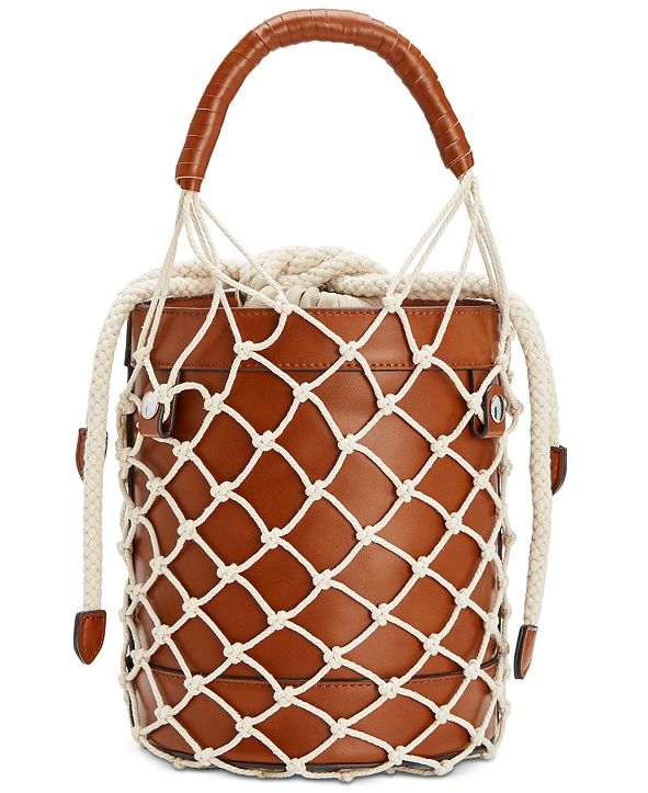 Steve Madden Mermaid Bucket Bag