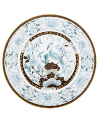 Marchesa by Lenox Dinnerware, Palatial Garden Accent Plate