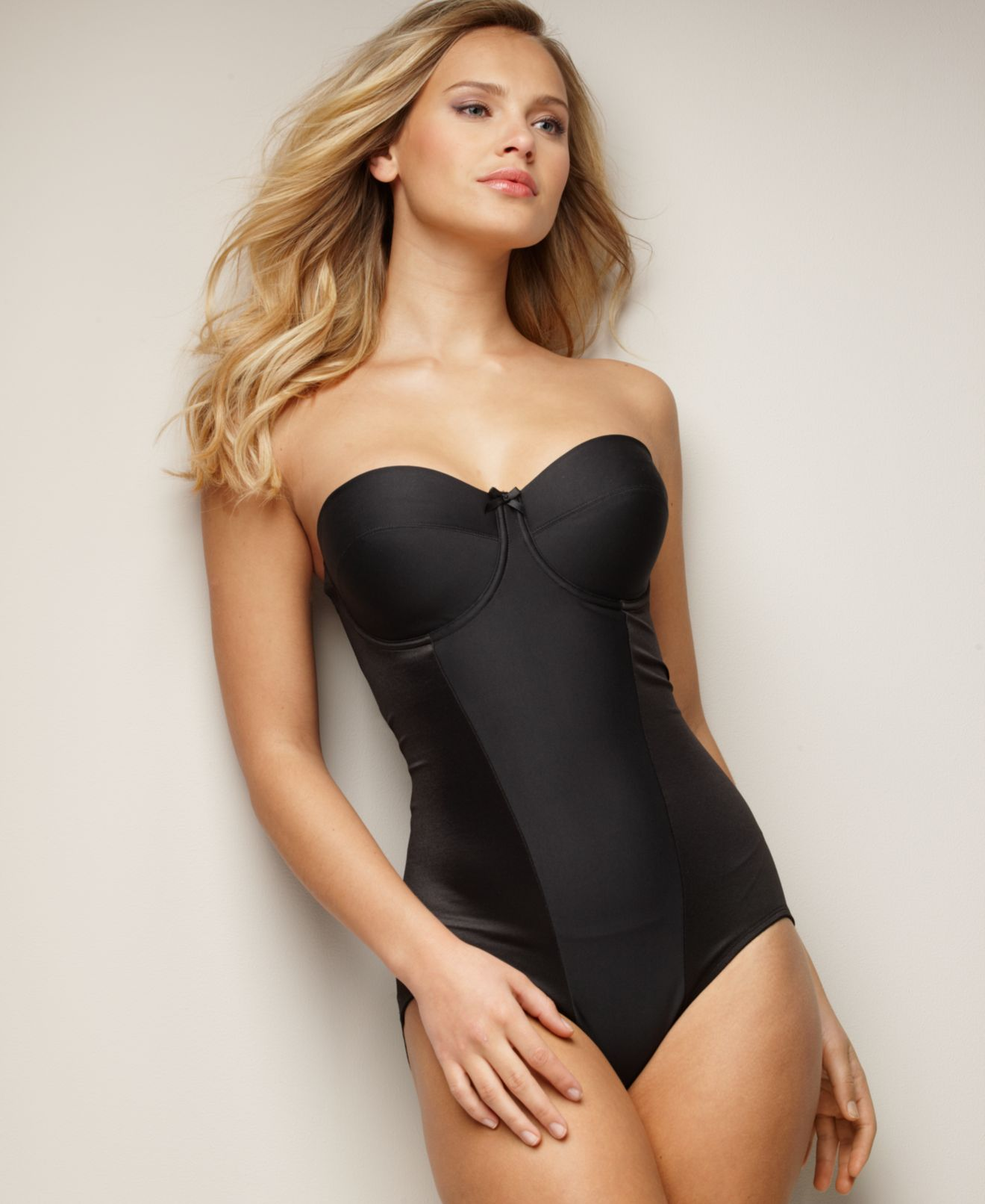 Strapless Body Briefer Strapless Body Shaper 2793