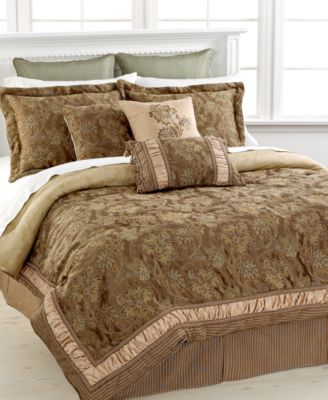 croscill marcella california king comforter set - Cal King Comforter Sets