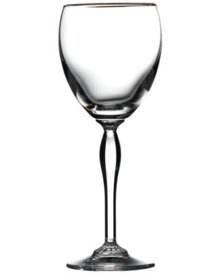"Marquis by Waterford ""Allegra Platinum"" Goblet"