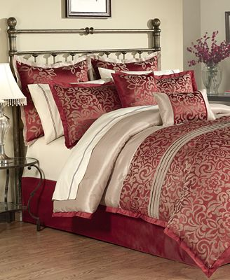 Closeout Santa Monica 24 Piece Comforter Sets Bed In A