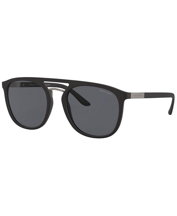 Giorgio Armani - Polarized Sunglasses, AR8118 53