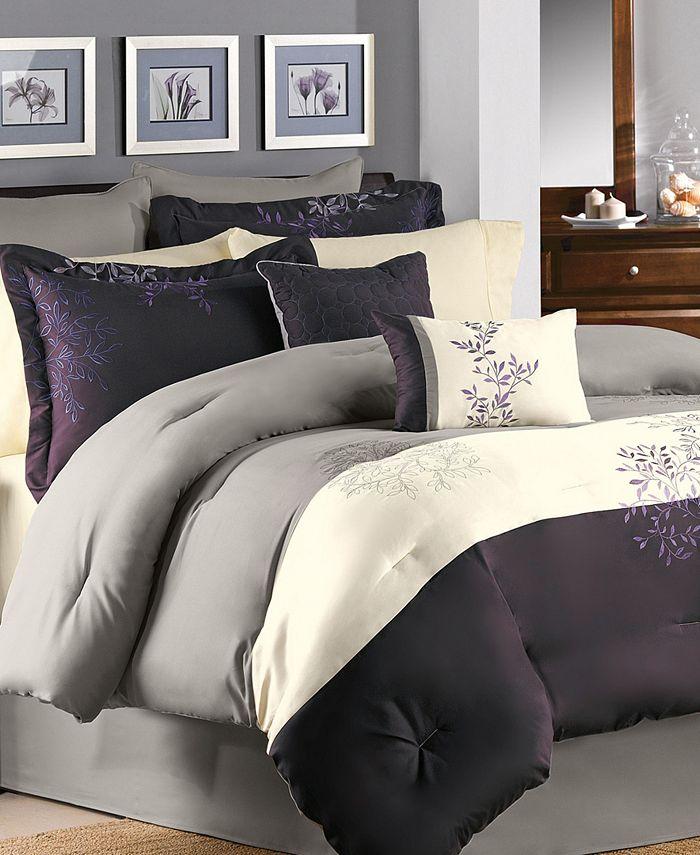 Riverbrook Home - Murell 7-Pc. Comforter Sets