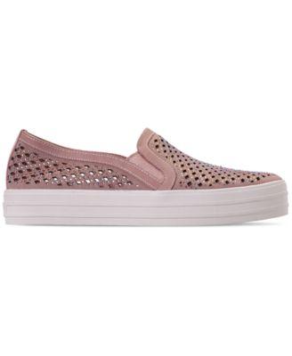 Diamond Girl Slip-On Casual Sneakers