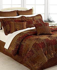 Croscill Galleria Queen 4-Pc. Comforter Set