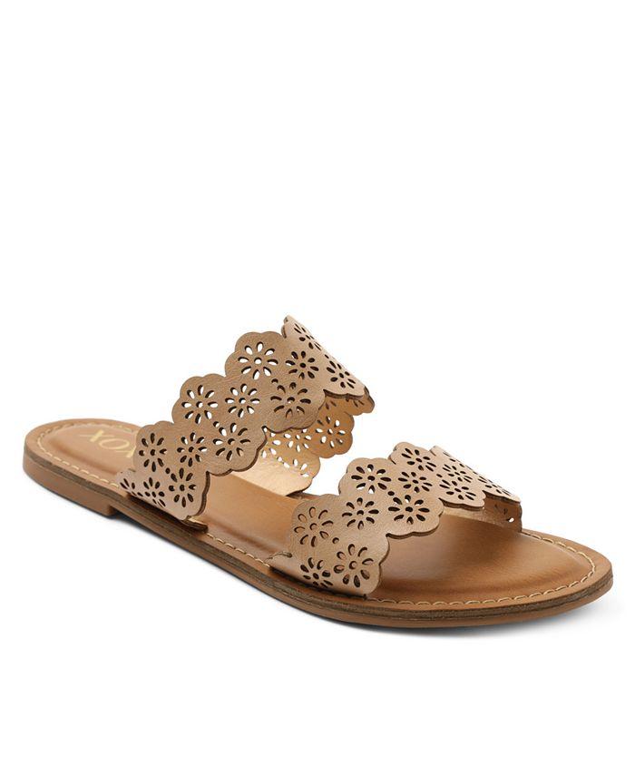 XOXO - Ramsey Flat Sandals