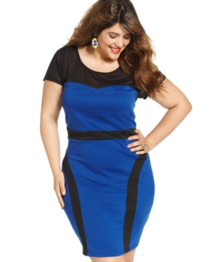 PLUS SIZE STYLE: 5 PLUS SIZE BODY CON DRESSES FROM MACY\'S ...